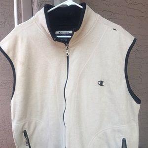Vintage champion sweater vest